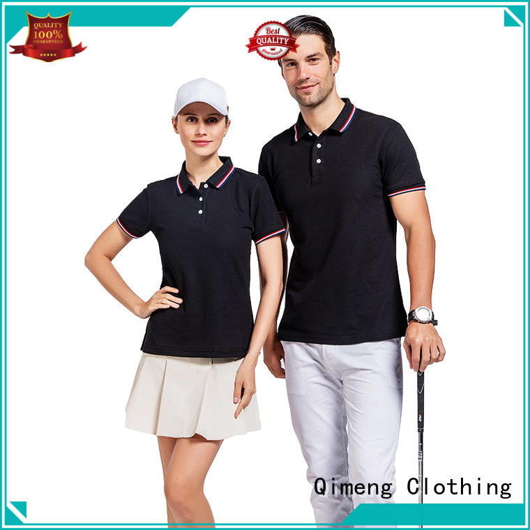 modern polyester polo t shirts sport  manufacturer  for leisure travel