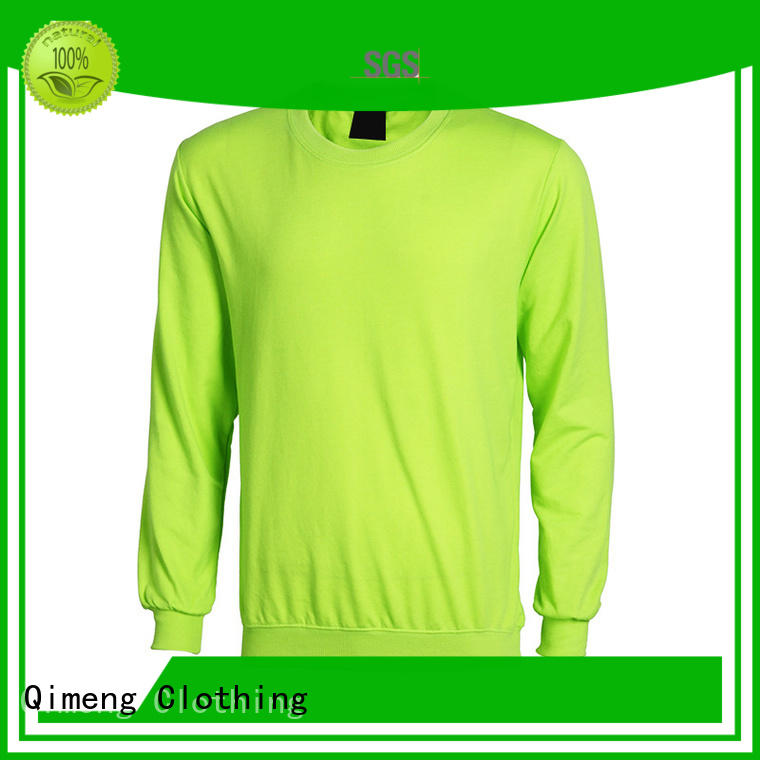 mens gym hoodies sleeve for sporting QiMeng