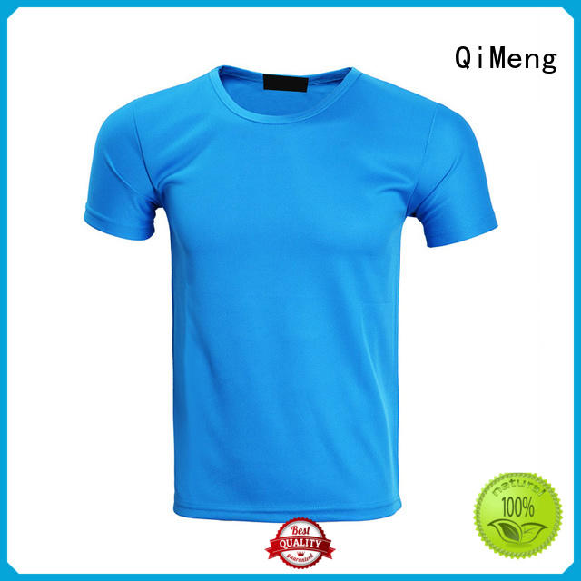 fine- quality lycra t shirt for-sale for promotional campaigns QiMeng