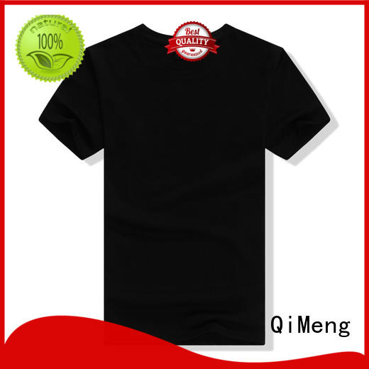 stable t-shirts cotton supplier for promotional campaigns QiMeng