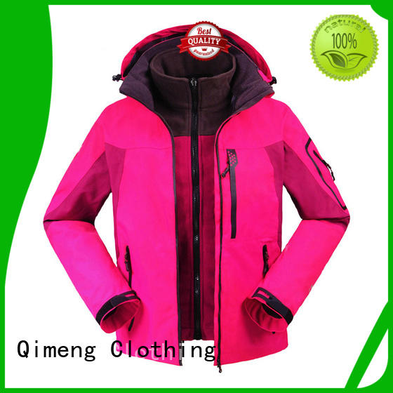 winter hoodies jacket directly sale in spring QiMeng