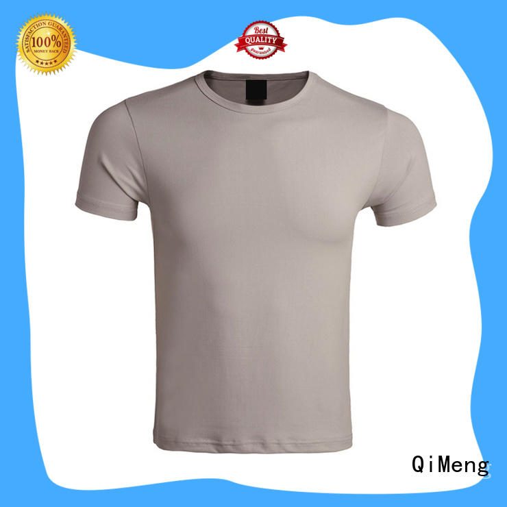 QiMeng superior funny t shirts wholesale in street