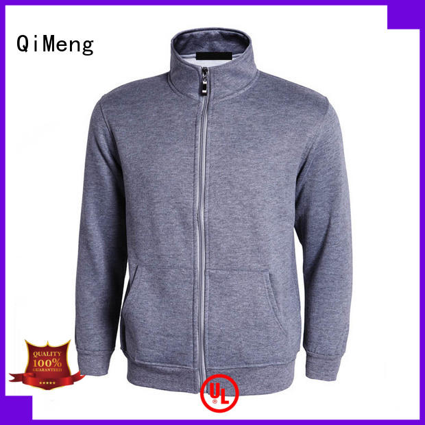 long hoodies sport in China for promotional campaigns QiMeng