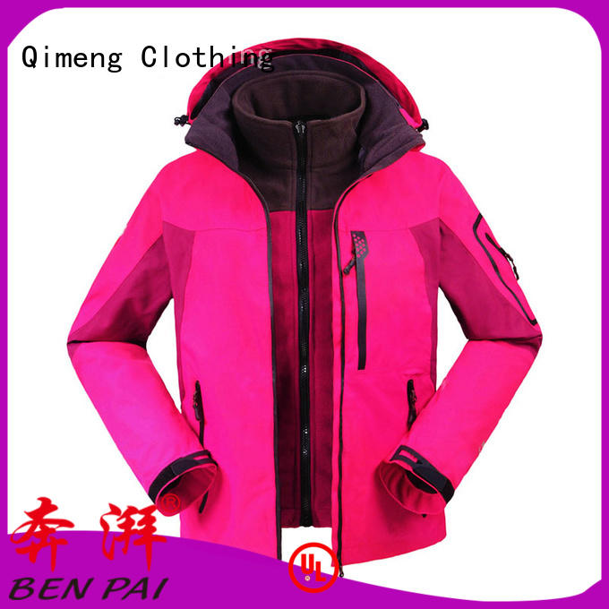 customized hiking jacket winter producer in spring