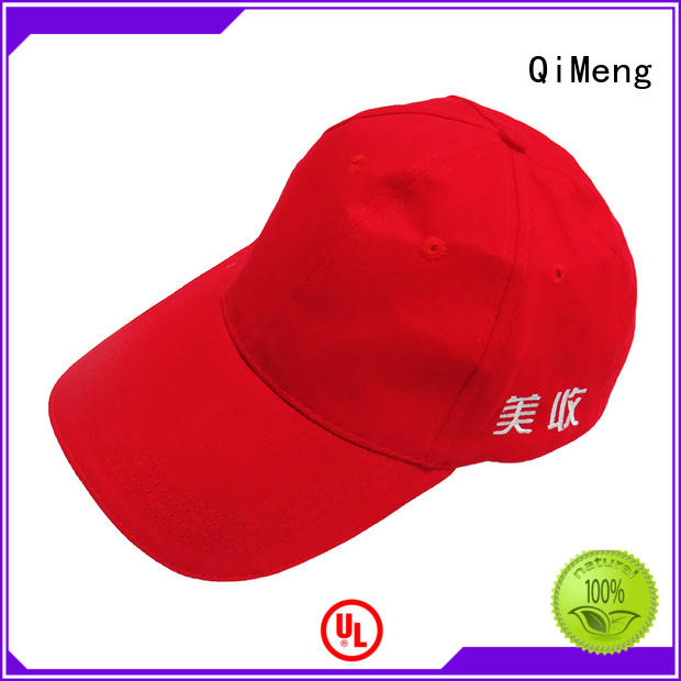 QiMeng promotional sport cap for campaigns