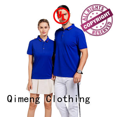 100%cotton custom embroidered polo shirts polyester button design for promotional campaigns