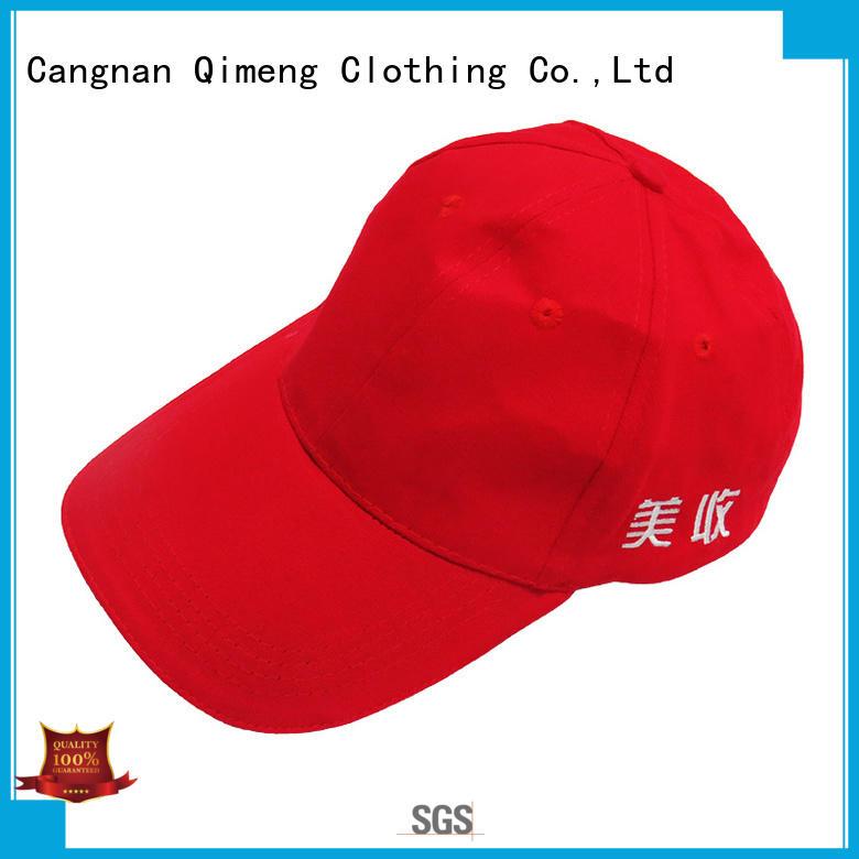baseball cap custom outdoor for outdoor activities QiMeng
