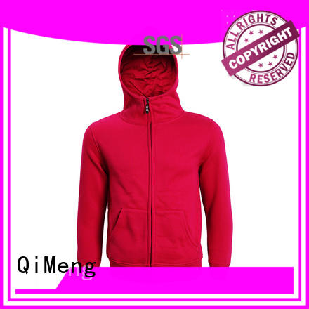 long blank hoodies wholesale supplier for outdoor activities QiMeng