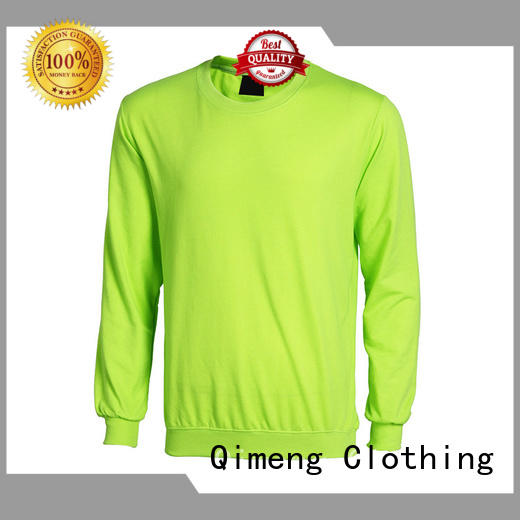 QiMeng new-selling couple hoodies for daily wear