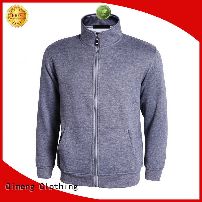 QiMeng blank womens hoodies supplier for outdoor activities