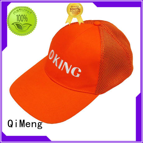 sport sports cap with good price in work room QiMeng