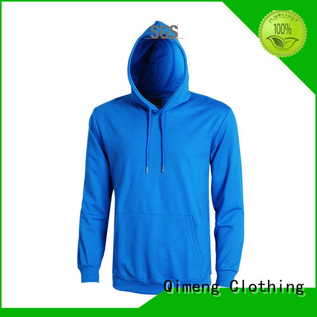 QiMeng promotional girls hoodies in China