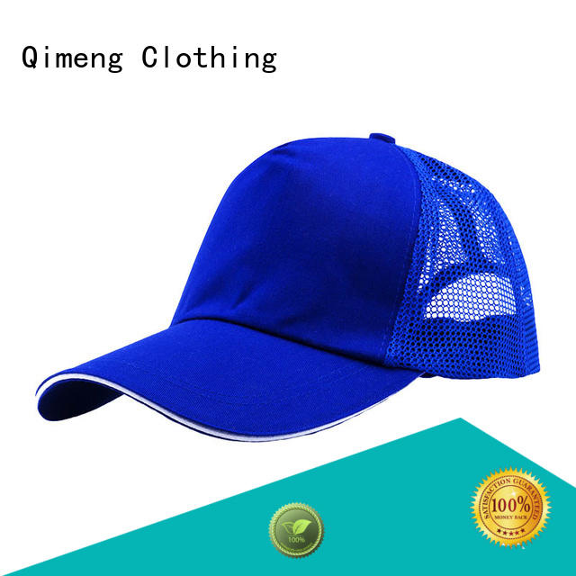 printed personalized cap factory QiMeng