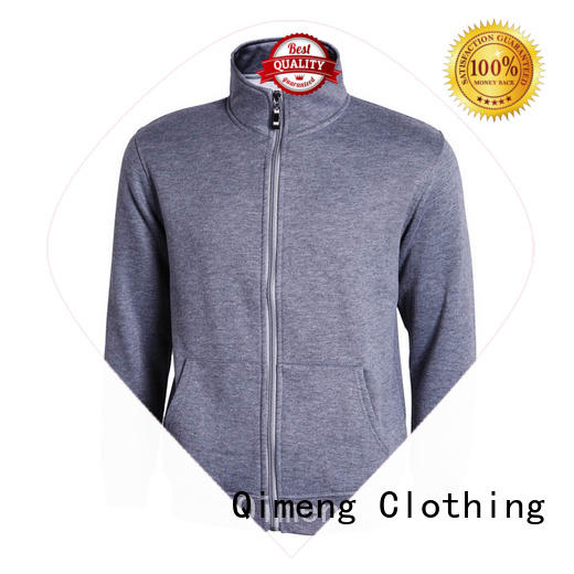 mens hip hop hoodies from China for daily wear QiMeng