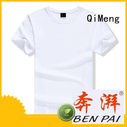 QiMeng outdoor t shirts for boys short for daily wear