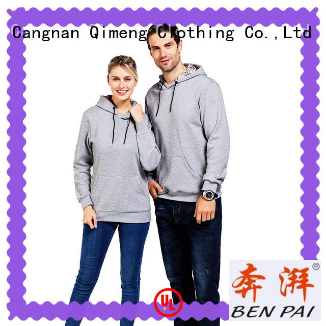 hip hop hoodies mens for daily wear QiMeng