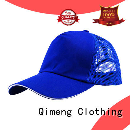 QiMeng fine- quality ponytail cap factory for daily wear