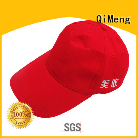 QiMeng sport cap custom factory price for sports