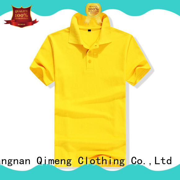 personalized polo shirts prices for team-work QiMeng