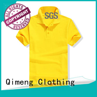 bulk plain polo shirts cotton from China for daily wear