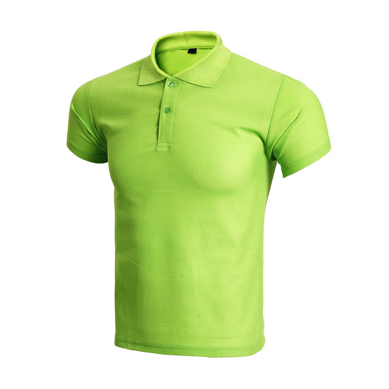 inexpensive polyester polo t shirts mens  supply  for business meetings-2
