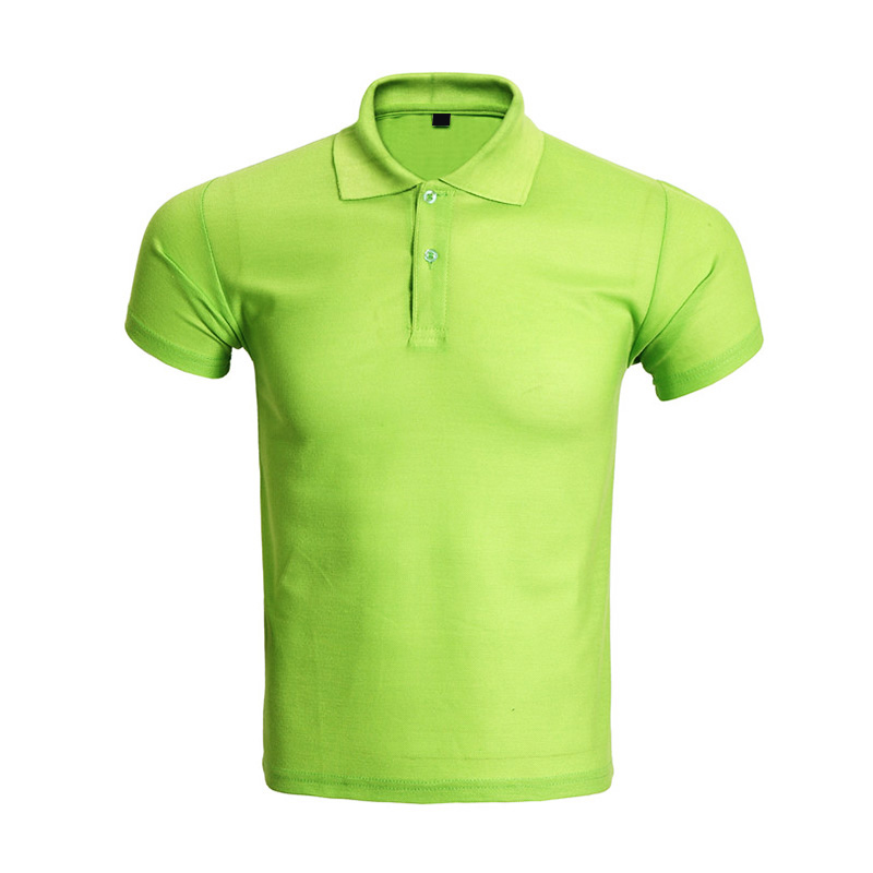 inexpensive polyester polo t shirts mens  supply  for business meetings-1
