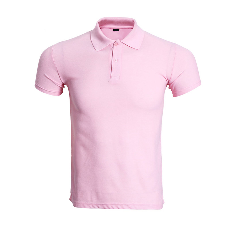 QiMeng style custom polo shirts  for business meetings-1