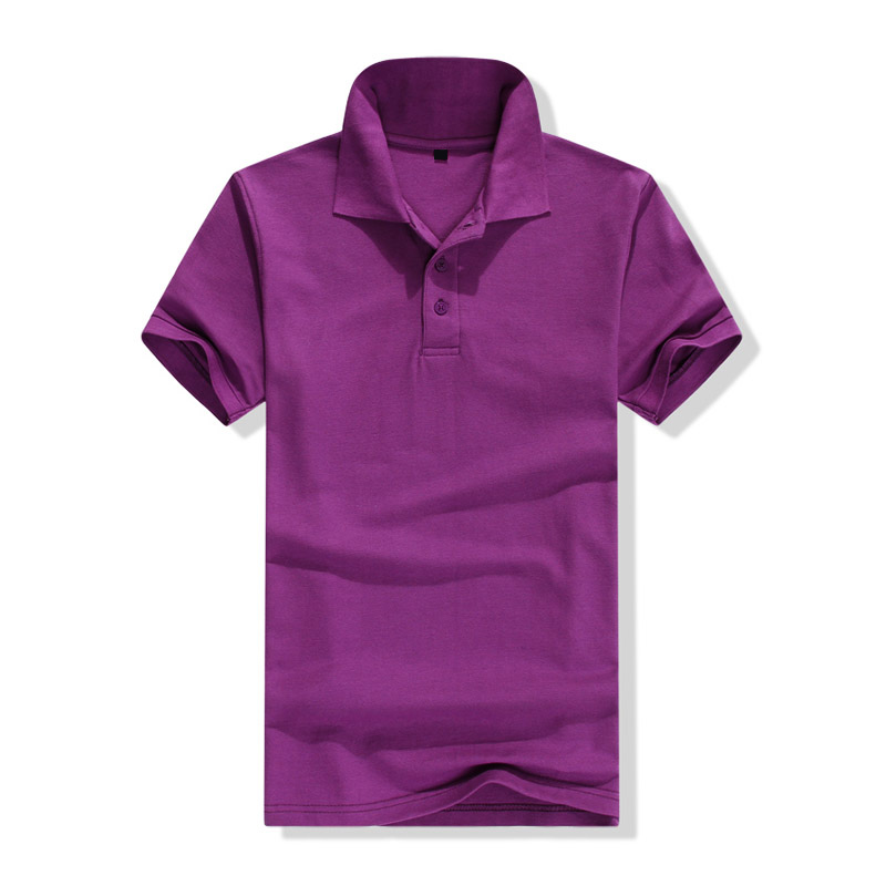 QiMeng 100%cotton cotton polo shirts women producer for outdoor activities-1