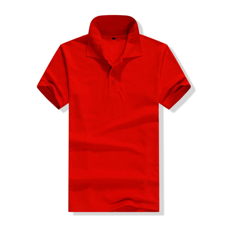 Cheap prices polo-neck men t-shirt clothing with many colors