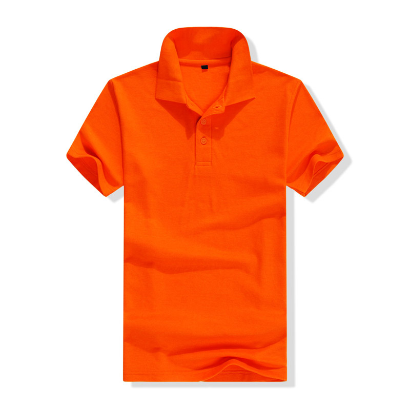 QiMeng bulk men golf polo shirt in different color for team-work-1