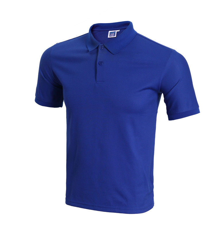 QiMeng shirts 100% cotton polo shirts from China for promotional campaigns-1