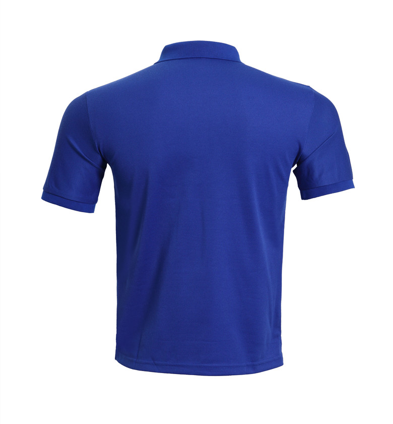 QiMeng shirts 100% cotton polo shirts from China for promotional campaigns-2