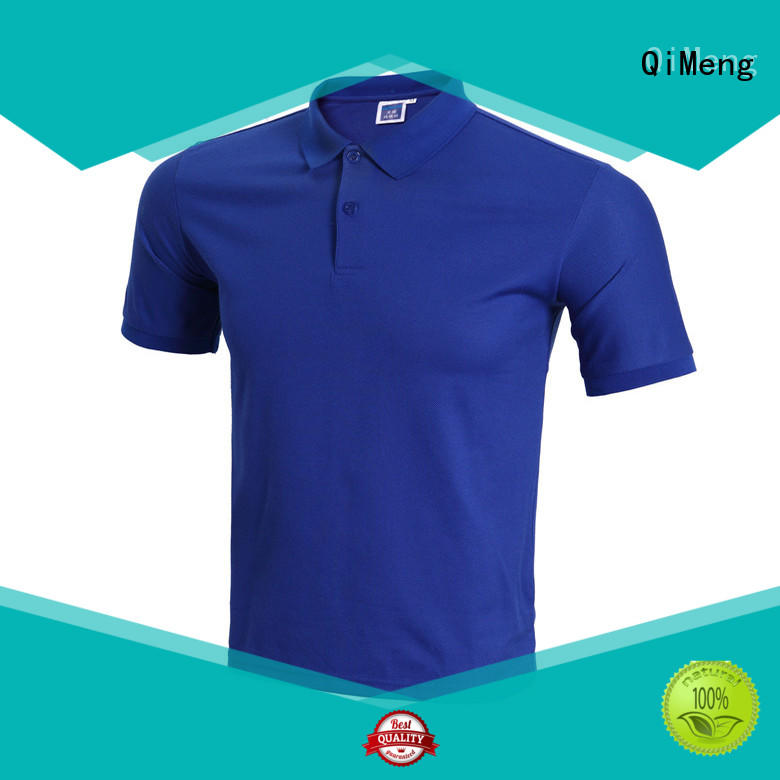 nice custom polyester polo shirts short directly sale for promotional campaigns