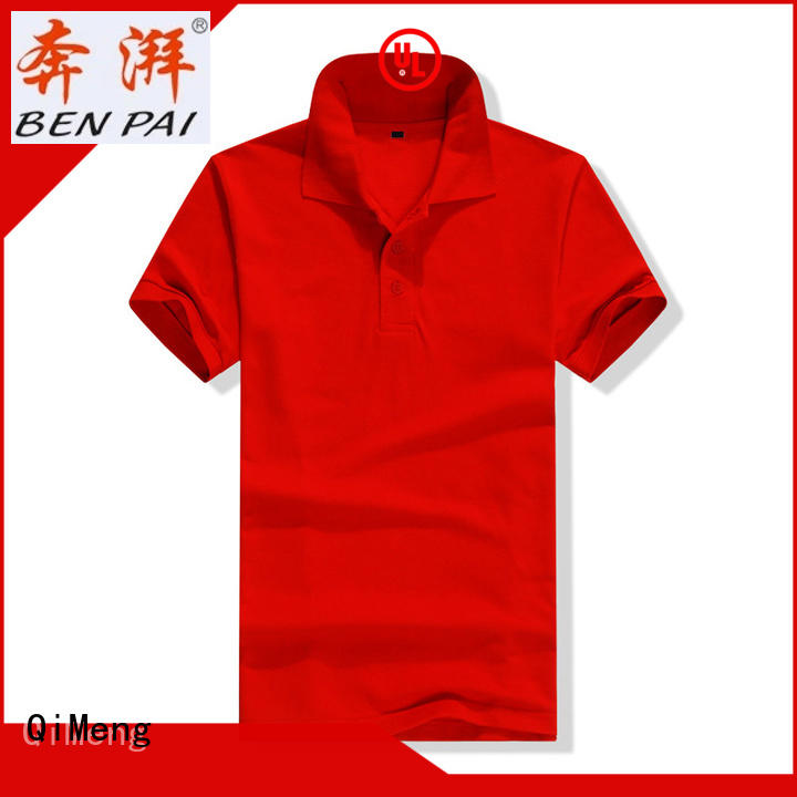mens plain polo shirts men attractive for business meetings QiMeng