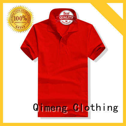 QiMeng sale ladies polo shirts factory for daily wear