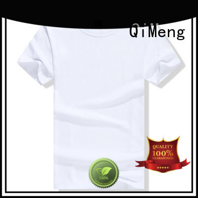 QiMeng outdoor wholesale t shirt printing wholesale for team-work