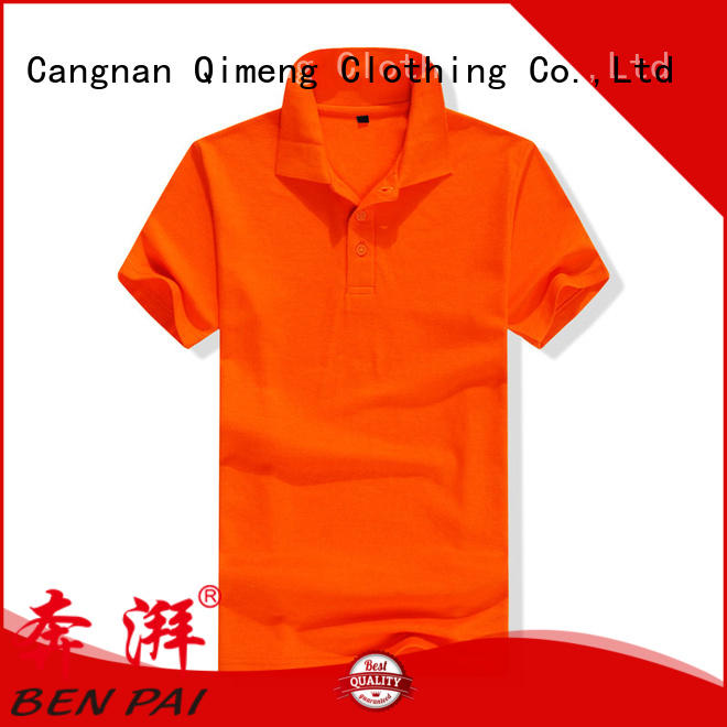 excellent polo design shirt cvc supply for business meetings