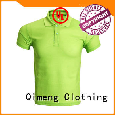 yellow polo t shirts prices QiMeng