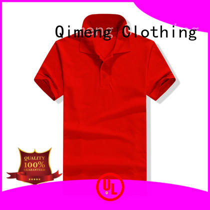 basic female polo shirts plus for business meetings QiMeng