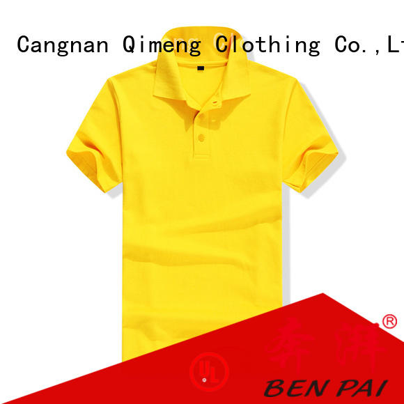 latest-arrival ladies polo t shirts polyester button design for promotional campaigns