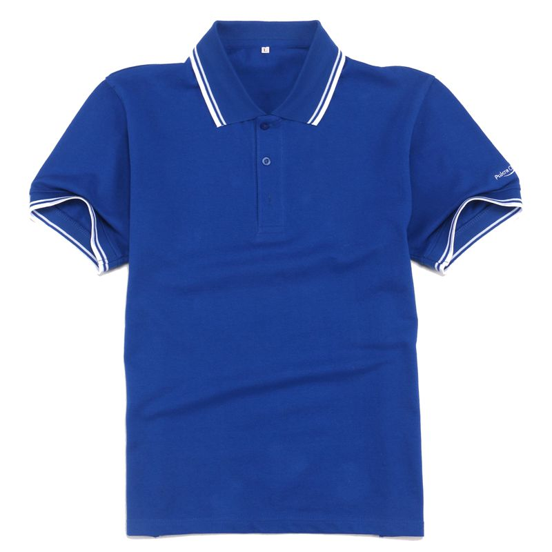 QiMeng clothes golf polo shirt for team-work-1