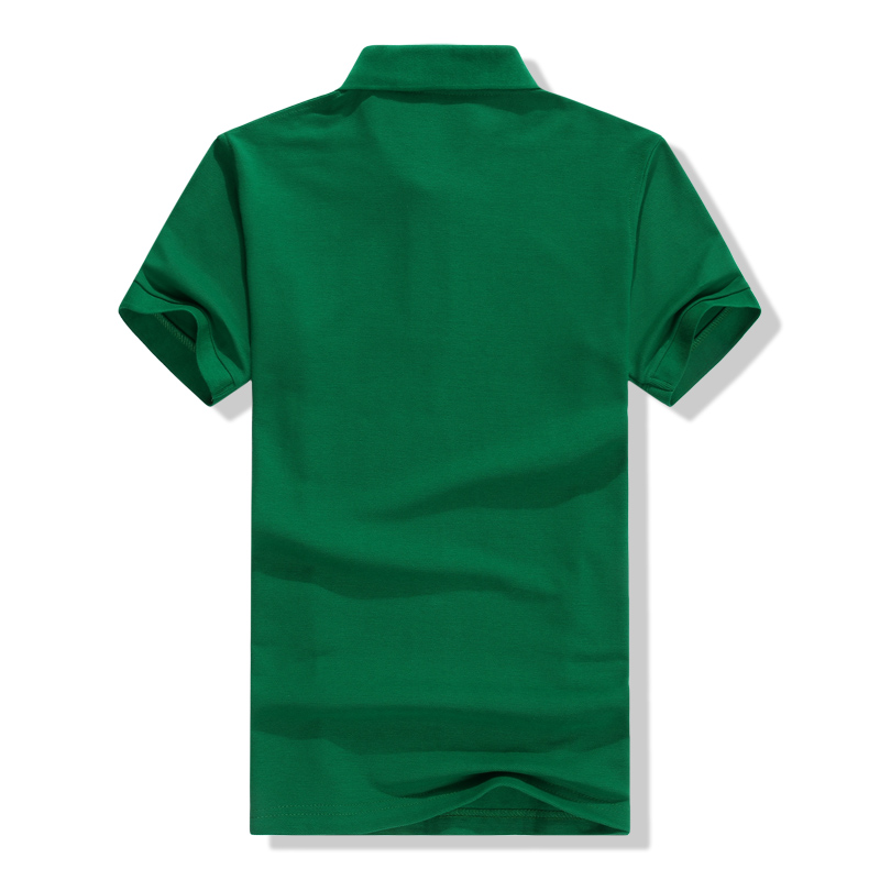 QiMeng many youth polo shirts  manufacturer  for leisure travel-2