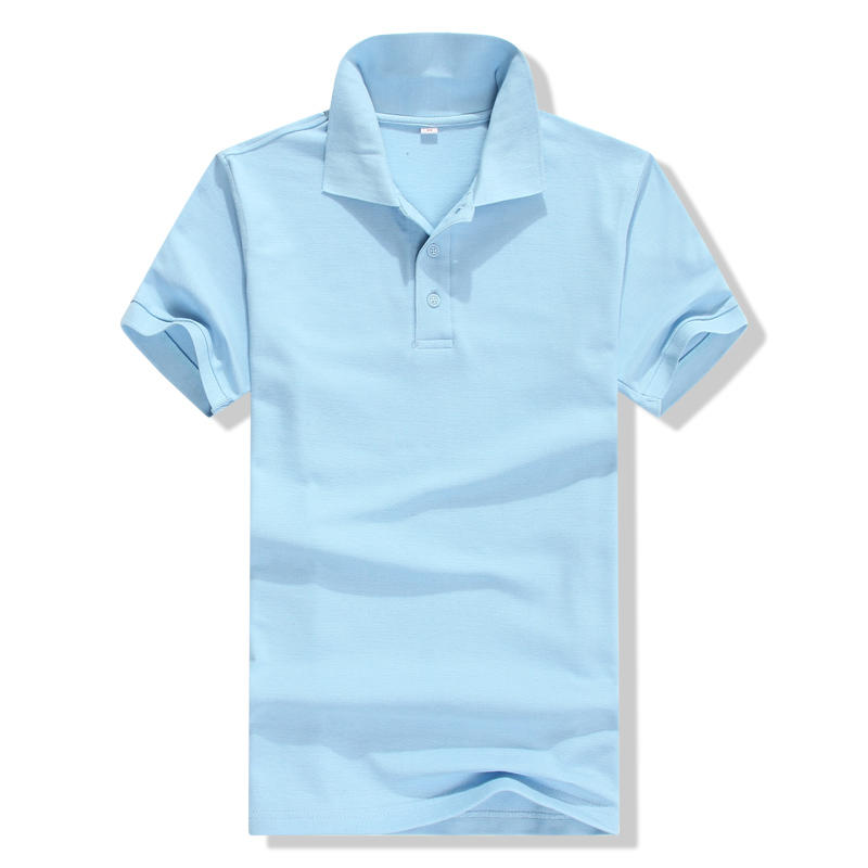 QiMeng nice men polo t-shirts factory price  for leisure travel