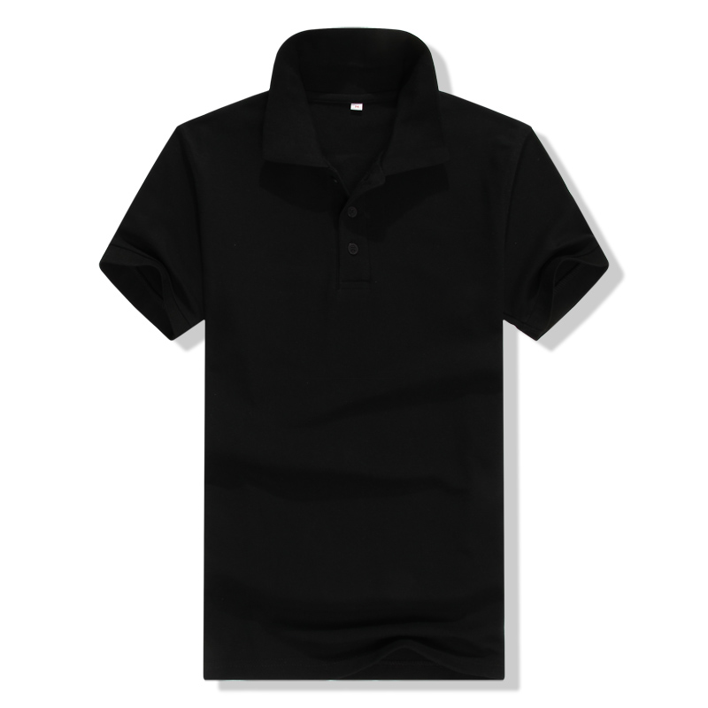 QiMeng plain polo shirts-1