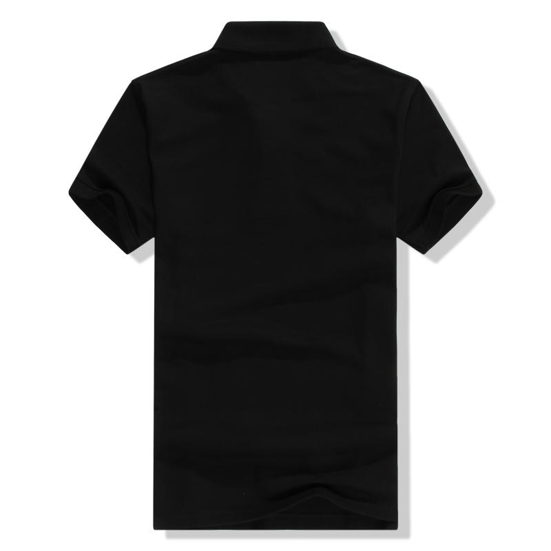New Design custom Fitness sublimation promotional men 100% polo t-shirt
