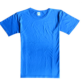 QiMeng collar plain t shirts in China for sports-1