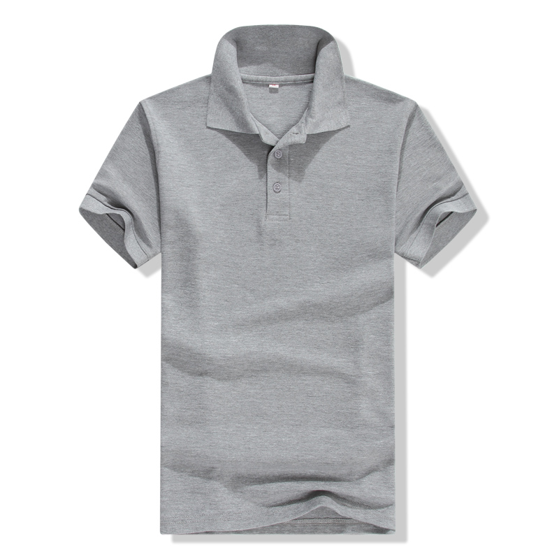 QiMeng polo custom logo polo shirt wholesale  for business meetings-1