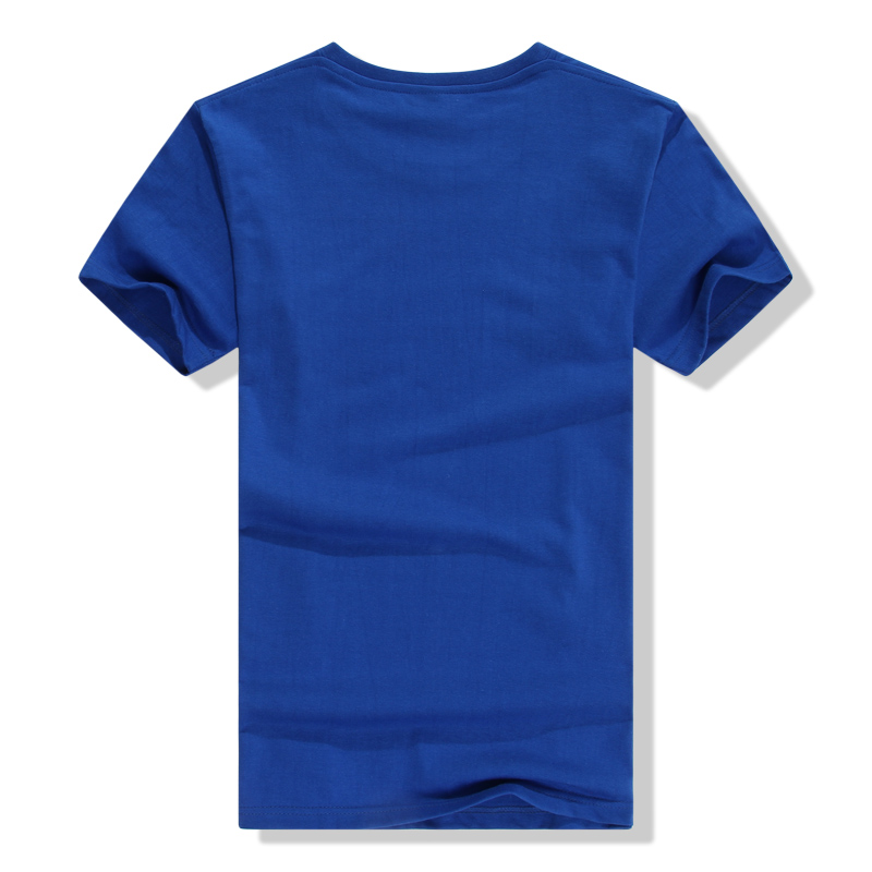 QiMeng style t shirts cotton supplier in street-1