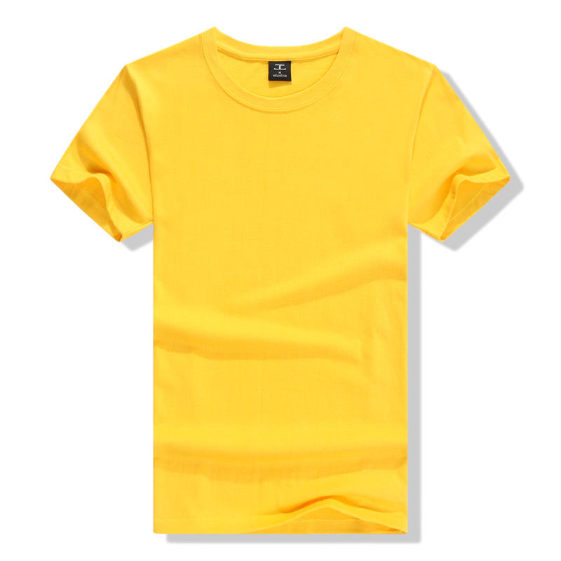 Promotional Cotton Custom short sleeve male t-shirts