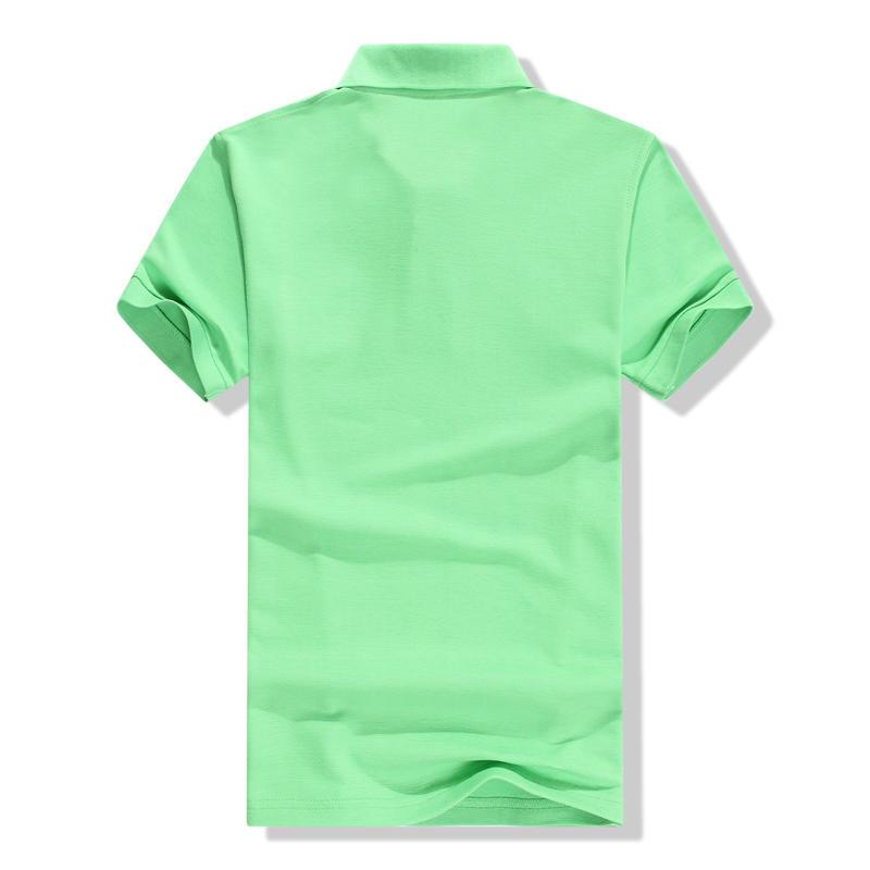 Hot Sale short sleeve custom polo t-shirt fashion
